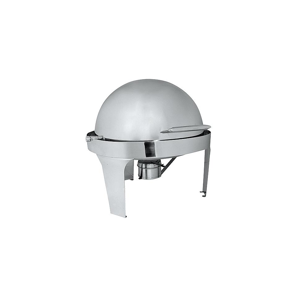 Chafing dish rond roll top