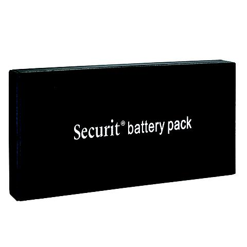 6122264396 Securit® Herlaadbare Lithium Ion batterij voor LED informatie display