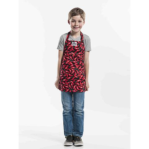 6122225565 Chaud Devant Schort Kids Chili Pepper W50 - L55 Chili pepper