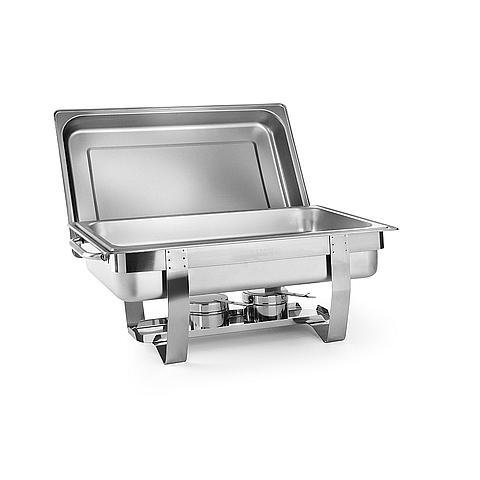 6122213043 Chafing dish GN 1/1 RVS 18/0 9L Fiora