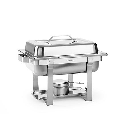6122213049 Chafing dish GN 1/2 RVS 18/0 4,5L Economic